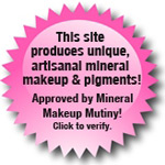Mineral Makeup Mutiny
