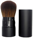 Retractable Taklon Kabuki Brush