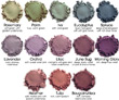 Classic Plush Velvet Eyeshadows
